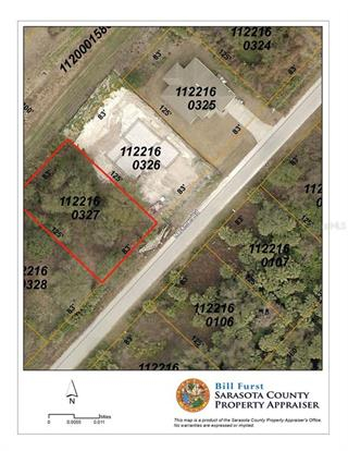 Nackman Rd, North Port, FL 34288
