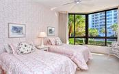Guest Bedroom - Condo for sale at 535 Sanctuary Dr #c108, Longboat Key, FL 34228 - MLS Number is A4172623