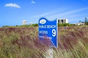 Access to Siesta Key Beach - Condo for sale at 501 Beach Rd #b, Sarasota, FL 34242 - MLS Number is A4175979
