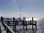 Assigned dock space...you can even add a boat lift if you wish. - Condo for sale at 318 Bay Dr S #7, Bradenton Beach, FL 34217 - MLS Number is A4178742