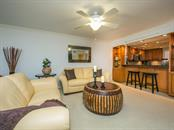 Living room/Kitchen - Condo for sale at 4708 Ocean Blvd #e8, Sarasota, FL 34242 - MLS Number is A4184028