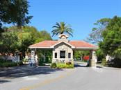 The Landings entrance gate house - Condo for sale at 1380 Landings Pt #26, Sarasota, FL 34231 - MLS Number is A4187270