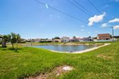 Pond view - Single Family Home for sale at 10212 37th Ct E, Parrish, FL 34219 - MLS Number is A4188756