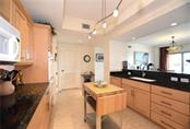 Kitchen - Condo for sale at 1111 Ritz Carlton Dr #1505, Sarasota, FL 34236 - MLS Number is A4188921