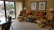 Living Room - Condo for sale at 6342 Midnight Pass Rd #232, Sarasota, FL 34242 - MLS Number is A4189282
