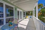 Balcony 3rd Floor - Single Family Home for sale at 2502 Avenue B, Bradenton Beach, FL 34217 - MLS Number is A4191682
