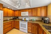 Kitchen - Condo for sale at 6140 Midnight Pass Rd #c-9, Sarasota, FL 34242 - MLS Number is A4195879