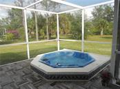 Heated Spa - Single Family Home for sale at 6320 Hera St, Englewood, FL 34224 - MLS Number is A4200968