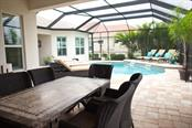 Floor plan - Single Family Home for sale at 519 Sawgrass Bridge Rd, Venice, FL 34292 - MLS Number is A4201353