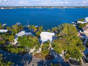 Aerial view - Single Family Home for sale at 8101 Midnight Pass Rd, Sarasota, FL 34242 - MLS Number is A4206718