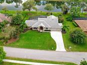 Ariel View From Behind the Home. - Single Family Home for sale at 7412 Weeping Willow Blvd, Sarasota, FL 34241 - MLS Number is A4211701