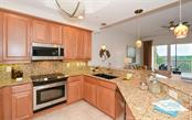 Kitchen - Condo for sale at 6465 Watercrest Way #403, Lakewood Ranch, FL 34202 - MLS Number is A4409044