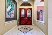 Foyer - Single Family Home for sale at 7570 Preservation Dr, Sarasota, FL 34241 - MLS Number is A4409986