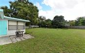 Back Patio - Single Family Home for sale at 2408 Arlington St, Sarasota, FL 34239 - MLS Number is A4418939