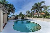 POOL AREA - Single Family Home for sale at 5110 Sun Cir, Sarasota, FL 34234 - MLS Number is A4420424