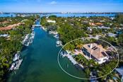 Protected yet very close to the open waters!  A sportsman's  dream!!! - Single Family Home for sale at 3640 Flamingo Ave, Sarasota, FL 34242 - MLS Number is A4422130