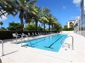 Sarabande offers (2) pools - Condo for sale at 340 S Palm Ave #74, Sarasota, FL 34236 - MLS Number is A4432744