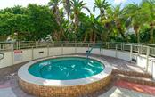 Spa area - Condo for sale at 100 Central Ave #A304, Sarasota, FL 34236 - MLS Number is A4458873