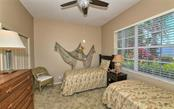 2nd bedroom - Villa for sale at 4605 Samoset Dr, Sarasota, FL 34241 - MLS Number is A4463082