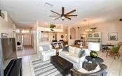 Open plan with room to entertain - Villa for sale at 4605 Samoset Dr, Sarasota, FL 34241 - MLS Number is A4463082