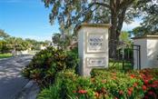 Entrance to Wood Ridge - Single Family Home for sale at 3538 Trebor Ln, Sarasota, FL 34235 - MLS Number is A4475545