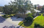 Aerial view of villa. - Villa for sale at 4812 Lakescene Pl, Sarasota, FL 34243 - MLS Number is A4486070