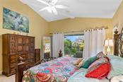 Master bedroom. - Single Family Home for sale at 1145 Horizon View Dr, Sarasota, FL 34242 - MLS Number is A4486759