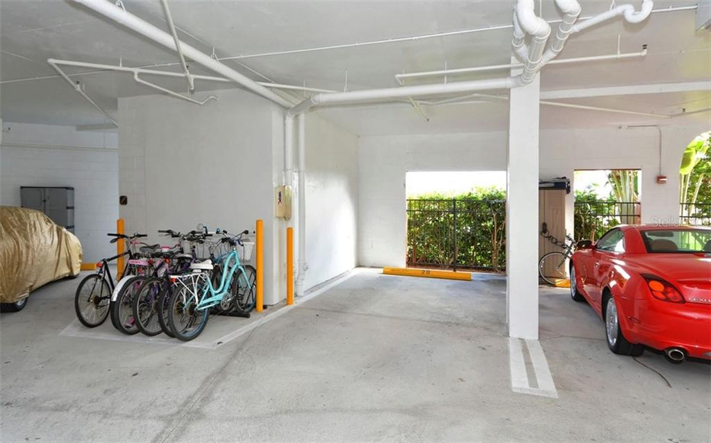 Under Building Reserved Parking #29 - Condo for sale at 167 Tampa Ave E #513, Venice, FL 34285 - MLS Number is N5911190