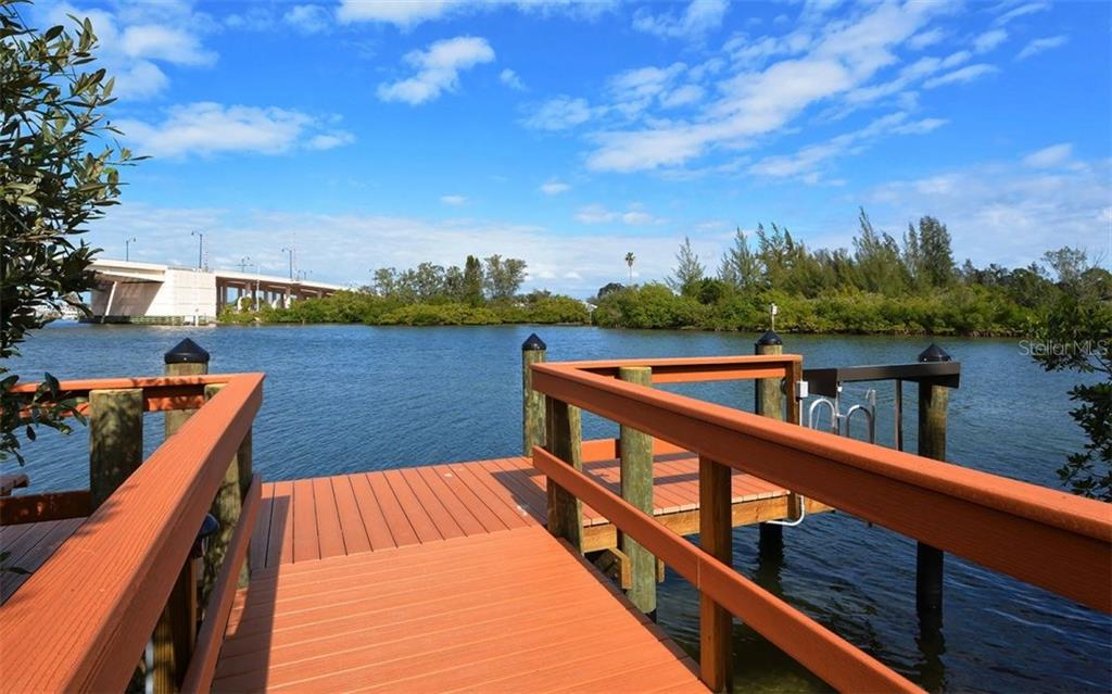 Fishing Pier/Boat Dock - Condo for sale at 167 Tampa Ave E #513, Venice, FL 34285 - MLS Number is N5911190