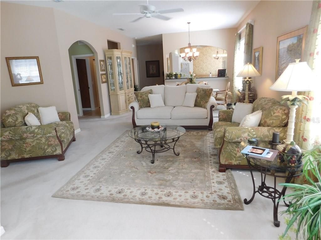 Living Room - Villa for sale at 1578 Monarch Dr #1578, Venice, FL 34293 - MLS Number is N5911451
