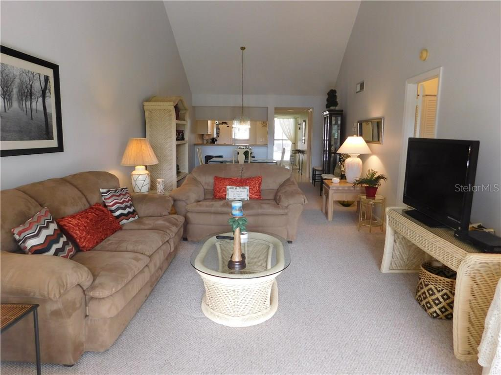 Living Room - Condo for sale at 435 Cerromar Ln #428, Venice, FL 34293 - MLS Number is N5911454