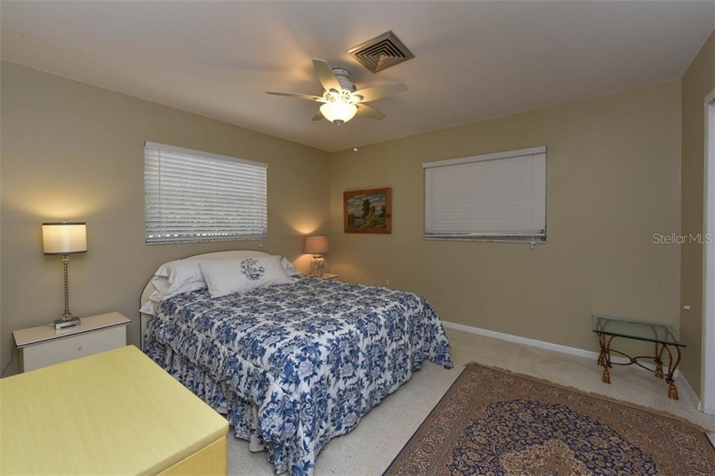 1st floor bedroom - Single Family Home for sale at 725 El Dorado Dr, Venice, FL 34285 - MLS Number is N5911780