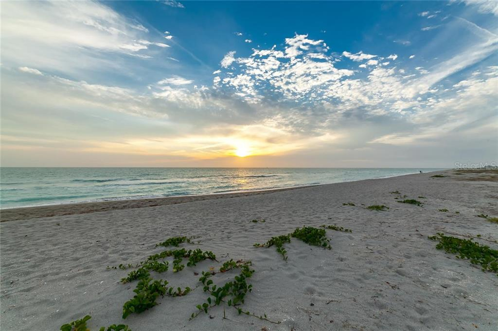 Private/Public Beach - Villa for sale at 710 Golden Beach Blvd #v4, Venice, FL 34285 - MLS Number is N5912832