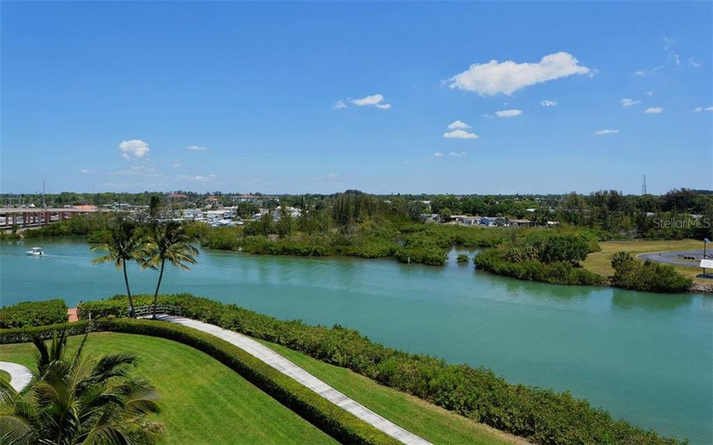 Balcony/View - Condo for sale at 157 Tampa Ave E #608, Venice, FL 34285 - MLS Number is N5912899