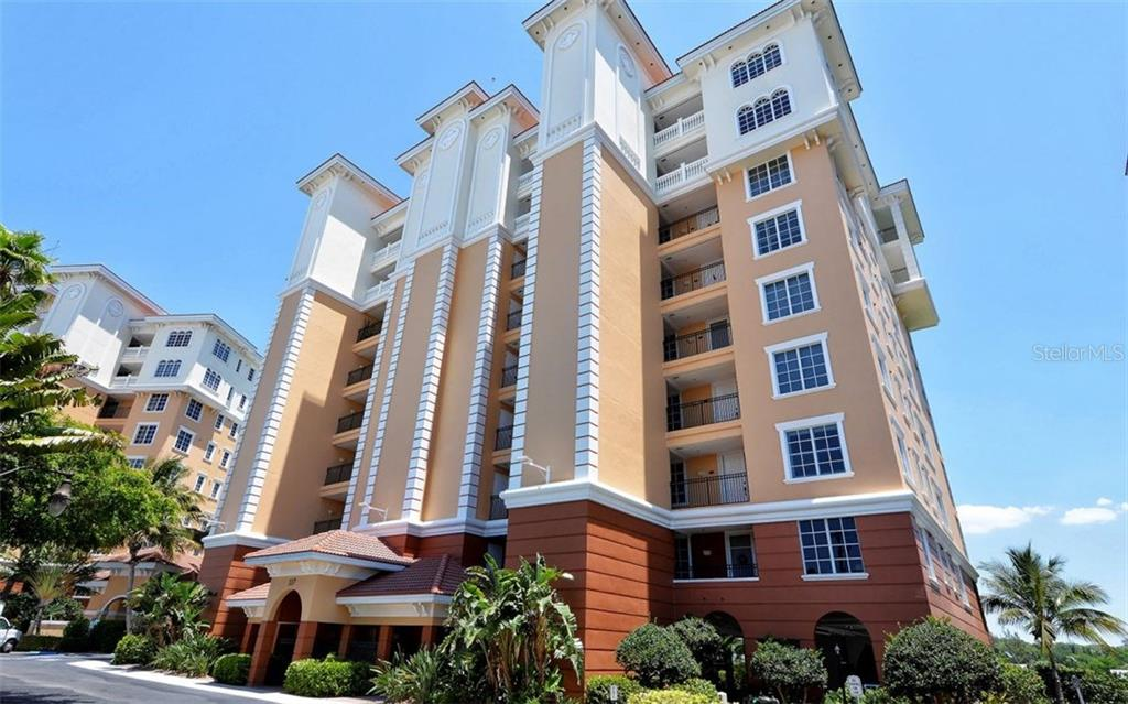Exterior B - Condo for sale at 157 Tampa Ave E #608, Venice, FL 34285 - MLS Number is N5912899