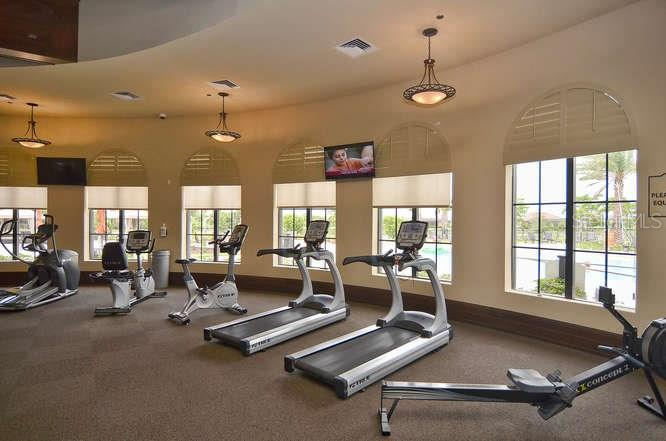 Fitness Center - Single Family Home for sale at 13210 Amerigo Ln, Venice, FL 34293 - MLS Number is N5913012