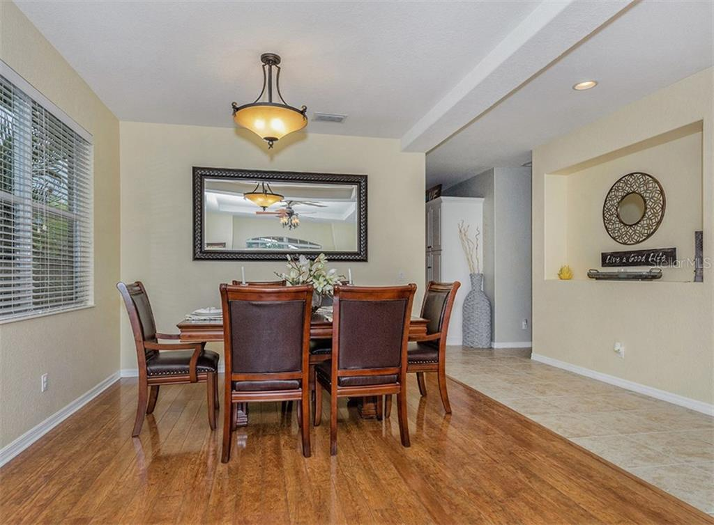 Dining room - Single Family Home for sale at 11759 Puma Path, Venice, FL 34292 - MLS Number is N5913611