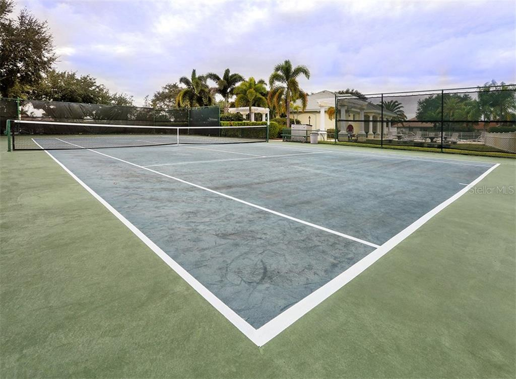 Tennis - Single Family Home for sale at 683 May Apple Way, Venice, FL 34293 - MLS Number is N5913909