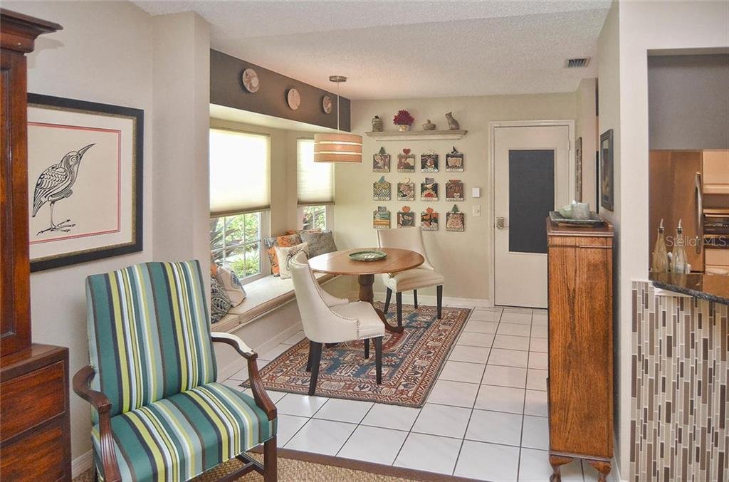Dinette - Single Family Home for sale at 1812 Ashley Dr, Venice, FL 34292 - MLS Number is N5914047