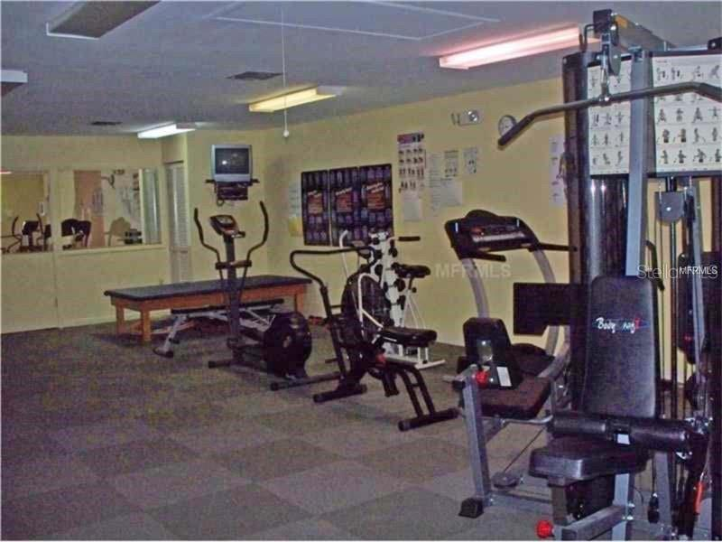 Fitness - Villa for sale at 151 Inlets Blvd #151, Nokomis, FL 34275 - MLS Number is N6100469