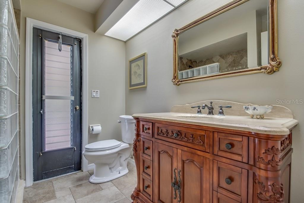 Bathroom 2 - Single Family Home for sale at 3810 Albin Ave, North Port, FL 34286 - MLS Number is N6100509
