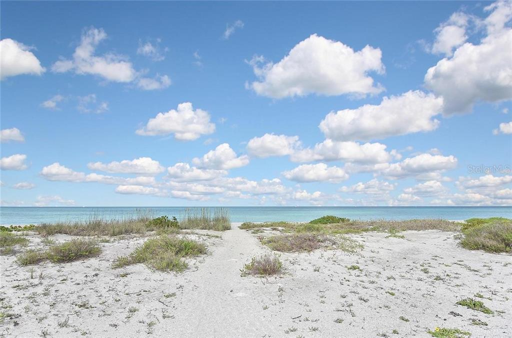 Beach access - Condo for sale at 500 The Esplanade N #402, Venice, FL 34285 - MLS Number is N6100557