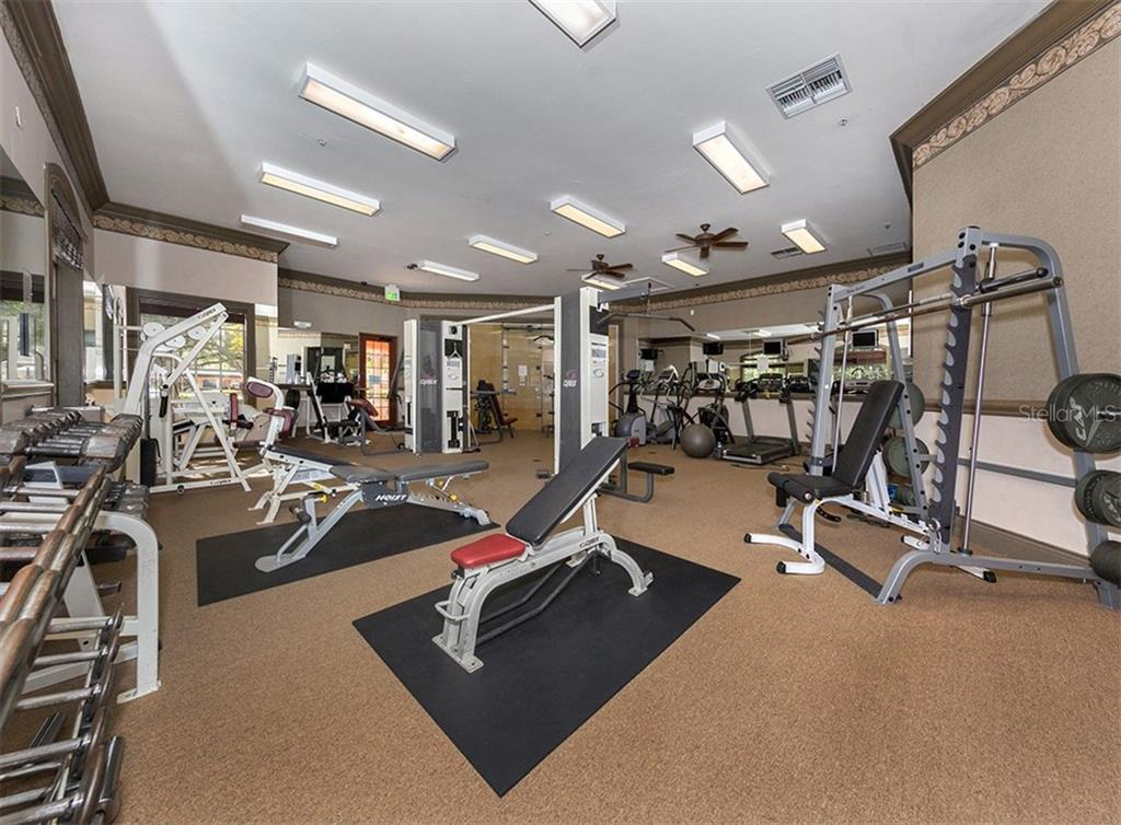 Fitness - Condo for sale at 4106 Central Sarasota Pkwy #1028, Sarasota, FL 34238 - MLS Number is N6101168
