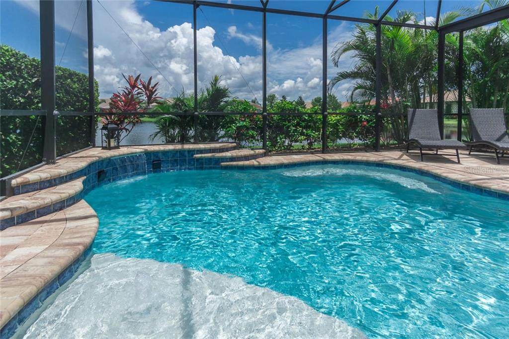 Outdoor Oasis - Single Family Home for sale at 368 Marsh Creek Rd, Venice, FL 34292 - MLS Number is N6101204
