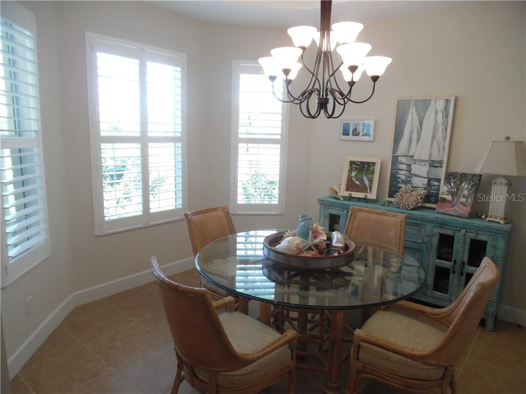dining room - Single Family Home for sale at 239 Nolen Dr, Venice, FL 34292 - MLS Number is N6101457