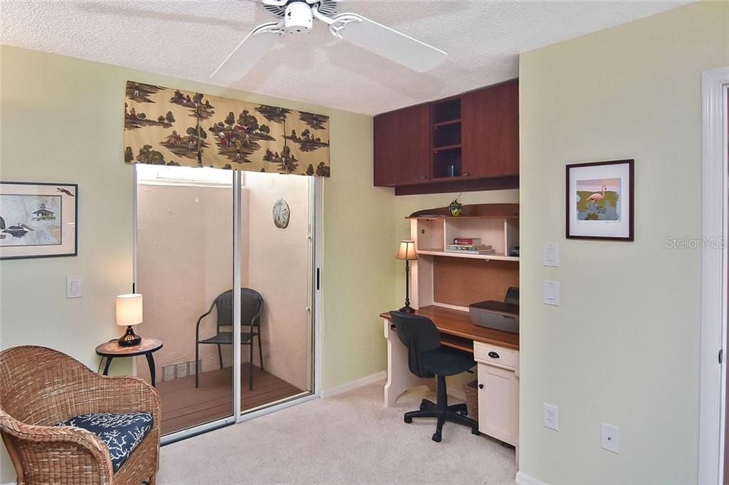 Office to lanai - Villa for sale at 719 Brightside Crescent Dr #36, Venice, FL 34293 - MLS Number is N6102753