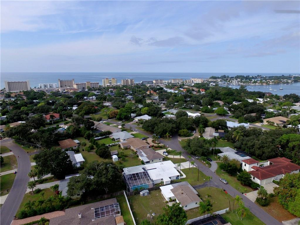 Aerial - Single Family Home for sale at 609 Armada Rd N, Venice, FL 34285 - MLS Number is N6102952