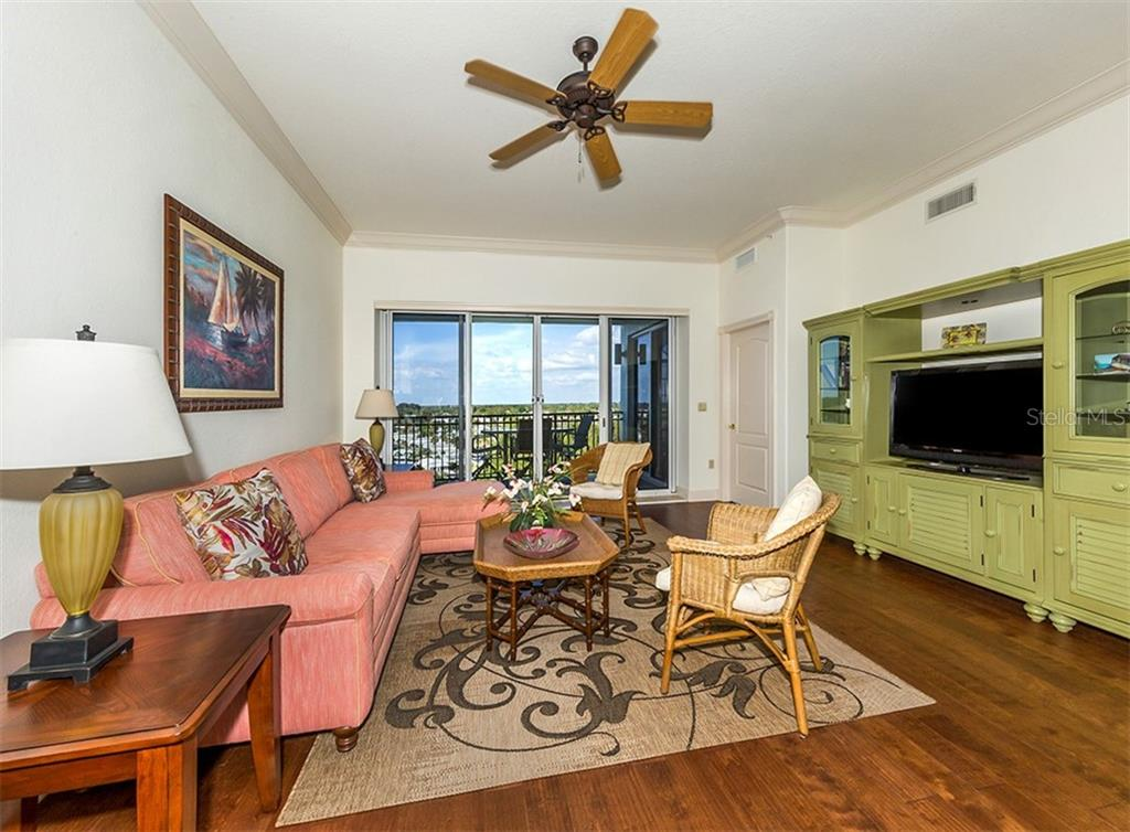 Great room - Condo for sale at 147 Tampa Ave E #902, Venice, FL 34285 - MLS Number is N6104823
