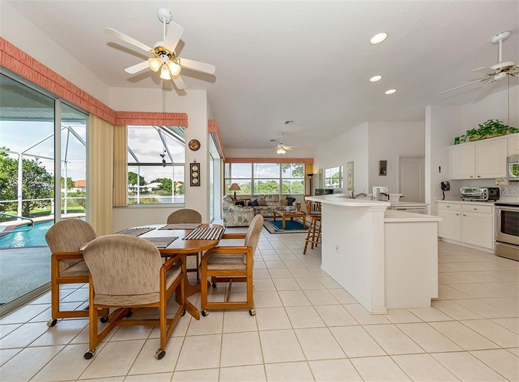 Single Family Home for sale at 505 Lake Of The Woods Dr, Venice, FL 34293 - MLS Number is N6104839