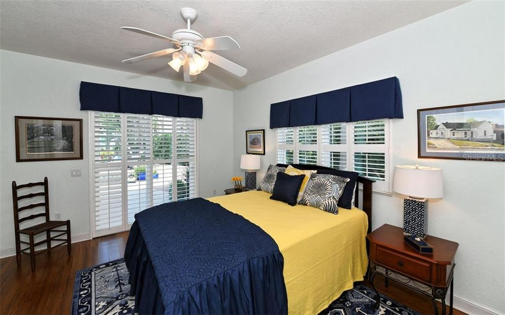 Bedroom 4 - Single Family Home for sale at 412 Hunter Dr, Venice, FL 34285 - MLS Number is N6105563